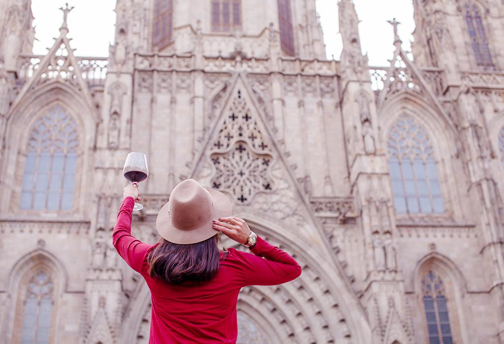 Visita ao primeiro museu do vinho da Espanha (VINSEUM)